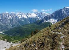 Albanian Alps - Trek the Highlights of the Accursed Mountains (5 days) Tour