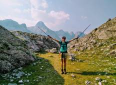 Peaks of the Balkans - Hike Beyond Borders in Albania & Montenegro (8 day) Tour