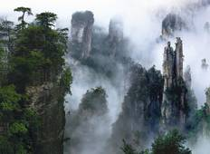 5 Days Group Tour to All Zhangjiajie Highlights Tour