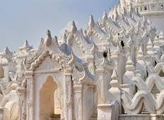 Between Ancient Bagan & Royal Mandalay - 3 Days Tour