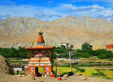 Upper Mustang Trek - 16 Days Tour