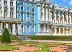 St Petersburg & The Siege of Leningrad - Limited Edition Tour