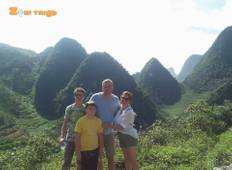 Trekking Ban Gioc – Ha Giang Tour 5 days Tour