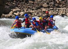 Rafting with Pokhara Dhampus trail Tour