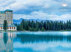 Rockies Odyssey and Alaska Cruise Vancouver Return (2020) Tour