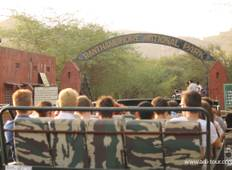 Golden Triangle Tour With Tiger (Ranthambore Tiger Safari) Tour