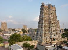 Pondicherry Thanjore & Trichy Tour