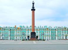 Highlights of Moscow and Saint Petersburg Tour