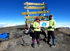 7 days Machame route Tour