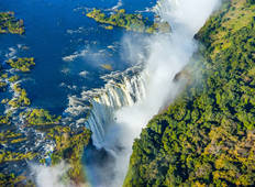 Southern Africa: travel to the ends of the earth with extended stay at the Cape Peninsula (port-to-port cruise) Tour