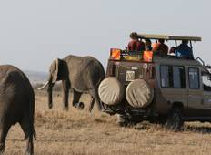 4 days 3 nights Budget Camping Safari Tour