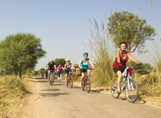 Rajasthan Short Cycling Tour Tour