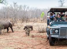 6 Nights 7 Days Victoria Falls and Chobe Package Tour