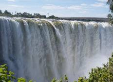 6 Nights 7 Days South Luangwa natonal park and victoria falls package Tour