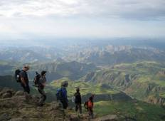 Trekking the spectacular Simien Mountains Tour