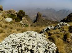trekking in the Simien Mountains & dramatic escarpments Tour