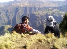 Trek in the spectacular Simien Mountains  Tour