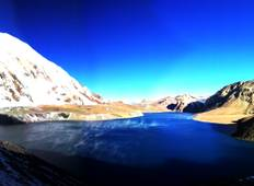 Tilicho Lake and Thorong-La Pass Trek Tour