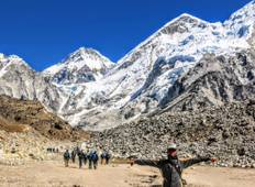 Nine days Everest Base Camp Trekking with Helicopter Return Tour