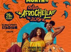 Afrochella (with Togo & Benin) - 16 Days Tour