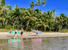 LEARN SPANISH & SURF OR YOGA 1 WEEK Tour