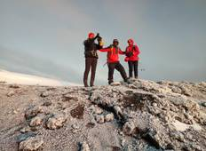 Machame Route - 6 Days Tour