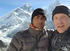 Short Everest Base Camp Trekking 10 Days Tour