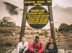 Marangu Route - 6 Days Tour