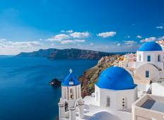 Wonderful Aegean Athens and Santorini  Tour