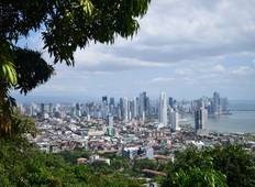Discover Panama: The Land Between the Seas (Panama City to Playa Bonita) Tour