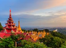 Mystical Myanmar 2020/2021 (13 destinations) Tour