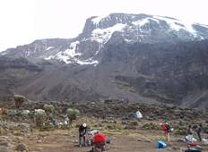 Itinerary For Kilimanjaro Lemosho Route Trekking Tour
