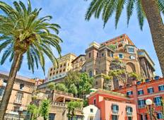 Naples and Sorrento - Self Drive Tour