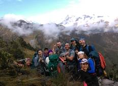 SALKANTAY TREK 5-DAY HIKE TO MACHU PICCHU Tour