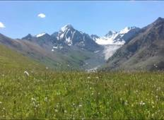 Kyrgyzstan: Tian Shan Mountains Wild Adventure Tour