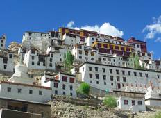 India: Ladakh Mountains Adventure Tour