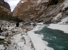 Chadar Frozen River Expedition 2020 Tour