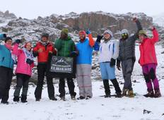 7 Day Kilimanjaro Climb - Machame Route Tour