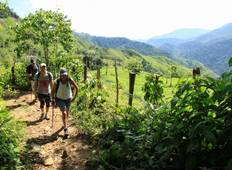 Ciudad Perdida 7-Day Hike from Cartagena Tour
