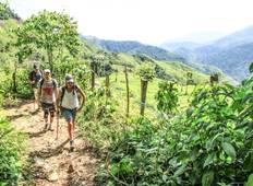 Ciudad Perdida 4-Day Trek from Santa Marta Tour