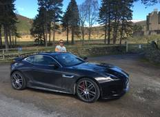 Scotland Best of NC500 Route — Scenic Driving Tour in Jaguar F-Type — GPS Guided Tour