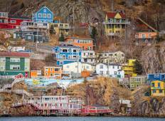 Wonders of Newfoundland featuring Lighthouses, Iceburg Alley, & Gros Morne (St. John\'s, NL to Corner Brook, Newfou) (2020) Tour