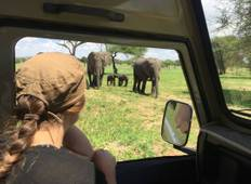 5 Days Tanzania luxury Lodge Safari Tour