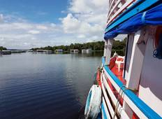 Boat cruise in the Amazon River- 4 days and 3 nights! Tour