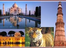 Golden Triangle & Ranthambore - 7 Days Tour