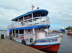 Boat cruise in the Amazon River- 5 days and 4 nights! Tour