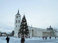 Highlights of the Baltic States with Christmas Markets Visit (Guaranteed departure small group tour) Tour