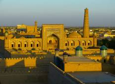 Explore The Highlights Of Uzbekistan In 10 Days Tour