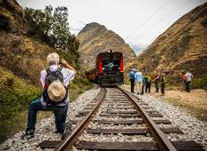 3-Day Trip Cotopaxi & Chimborazo Volcanoes with Devil\'s Nose Train from Quito Tour