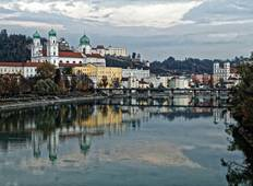 Christmas on the Danube featuring a 6-Night Danube River Cruise (including Emmersdorf an der Donau) (from Vienna to Wurzburg) Tour